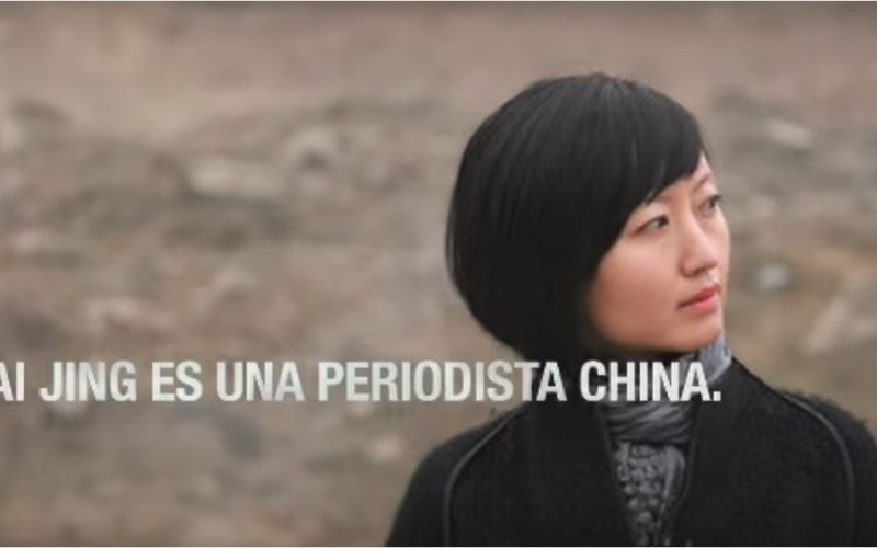 """Under the dome"": China y el impacto de su Industria al Ambiente"