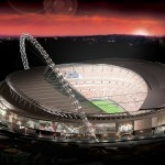 Estadio de Wembley, Inglaterra.